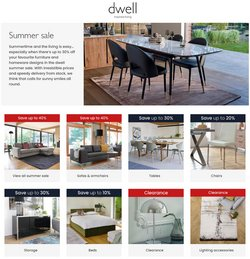 Dwell offers in the Dwell catalogue ( 10 days left)
