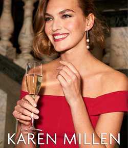Karen Millen offers in the Glasgow catalogue