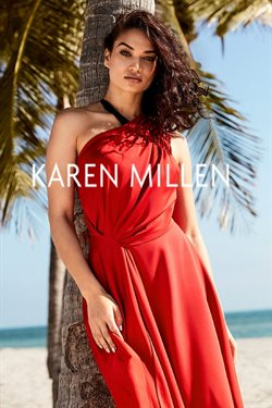 Luxury brands offers in the Karen Millen catalogue in Islington