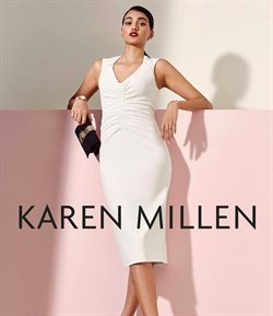 Luxury brands offers in the Karen Millen catalogue in Aldershot