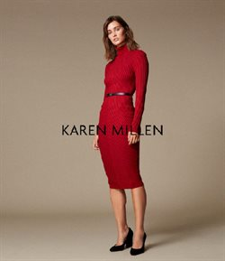 Luxury brands offers in the Karen Millen catalogue in York