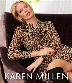 Karen Millen offers in the Oxford catalogue