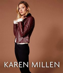 Luxury brands offers in the Karen Millen catalogue in Norwich