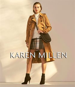 Luxury brands offers in the Karen Millen catalogue in Leicester