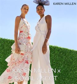 Luxury brands offers in the Karen Millen catalogue in Southwark