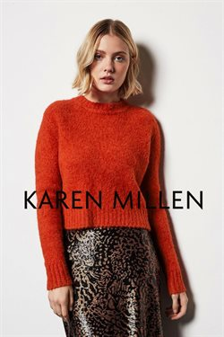 Karen Millen offers in the London catalogue