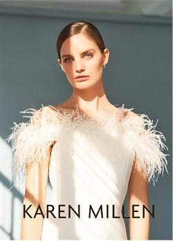 Luxury brands offers in the Karen Millen catalogue ( More than a month )