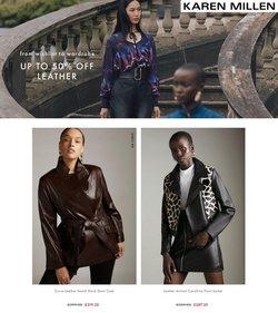 Luxury brands offers in the Karen Millen catalogue ( Expires today)