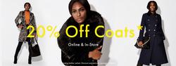 Luxury brands offers in the Karen Millen catalogue in London