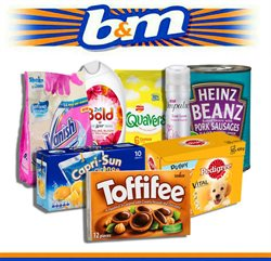 B&M Stores offers in the Glasgow catalogue