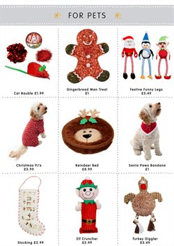 Christmas decoration offers in the B&M Stores catalogue in London