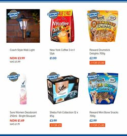 New offers in the B&M Stores catalogue in Tower Hamlets