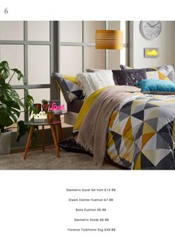 Bedding offers in the B&M Stores catalogue in London