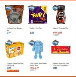 Chocolate offers in the B&M Stores catalogue in Barnsley