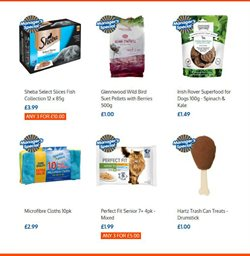 Fish offers in the B&M Stores catalogue in Cheltenham