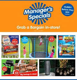 B&M Stores offers in the London catalogue
