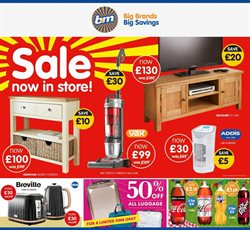 B&M Stores catalogue in Croydon ( 8 days left )