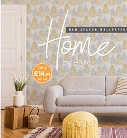 Home & Furniture offers in the B&M Stores catalogue in Warrington ( 9 days left )