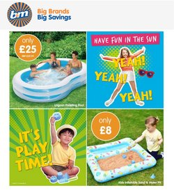 B&M Stores offers in the B&M Stores catalogue ( Published today)