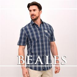 Department Stores offers in the Beales catalogue in Worthing