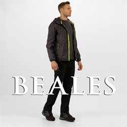 Beales offers in the Mansfield catalogue