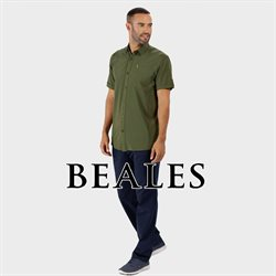 Beales offers in the Keighley catalogue