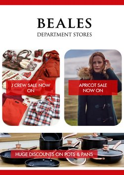 Beales offers in the Beales catalogue ( 7 days left)