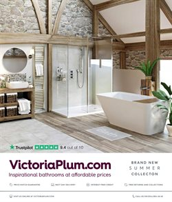 Victoria Plumb offers in the London catalogue
