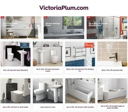 Home & Furniture offers in the Victoria Plumb catalogue ( Expires today)