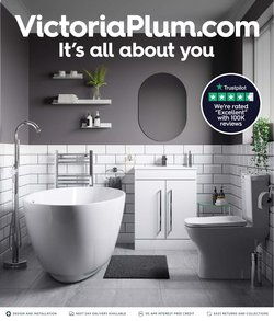 Home & Furniture offers in the Victoria Plumb catalogue ( More than a month)