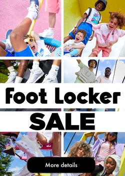 ASICS offers in the Foot Locker catalogue ( 1 day ago)