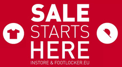 Foot Locker offers in the Leicester catalogue