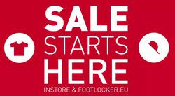 Foot Locker offers in the London catalogue