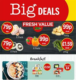 Budgens offers in the Tower Hamlets catalogue