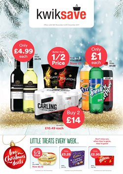 Kwiksave offers in the West Bromwich catalogue