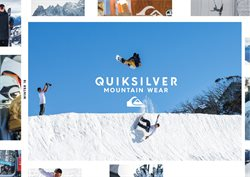 Quiksilver offers in the Brighton catalogue