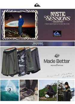 Quiksilver offers in the Quiksilver catalogue ( 4 days left)