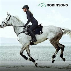Robinsons Equestrian offers in the Aldershot catalogue