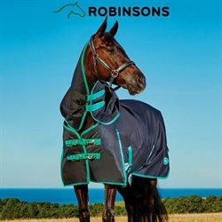 Robinsons Equestrian catalogue ( 28 days left )