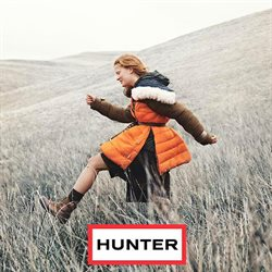 Hunter offers in the London catalogue