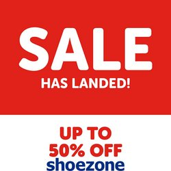 Shoe Zone offers in the Shoe Zone catalogue ( Expires tomorrow)
