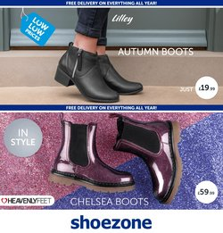 Shoe Zone catalogue ( Published today)