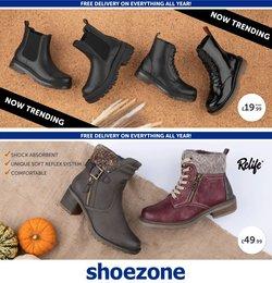 Shoe Zone catalogue ( 2 days left)