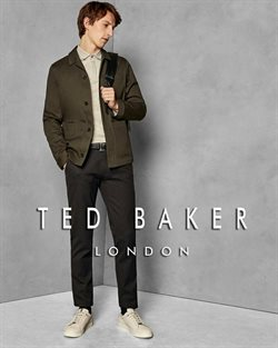 Ted Baker offers in the Manchester catalogue