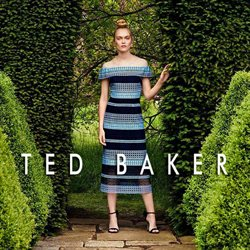 Ted Baker offers in the Walsall catalogue
