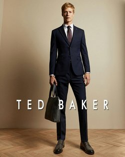 Ted Baker offers in the London catalogue