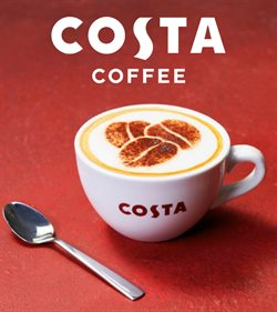 Costa Coffee offers in the Liverpool catalogue
