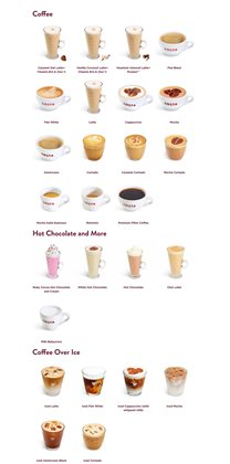 Costa Coffee catalogue ( More than a month )