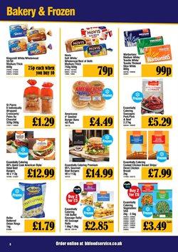 Frozen offers in the Batleys catalogue in London
