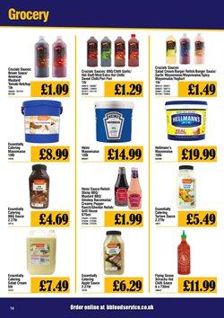 Sweet offers in the Batleys catalogue in London